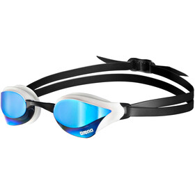 arena Cobra Core Mirror Lunettes de protection, blue-white